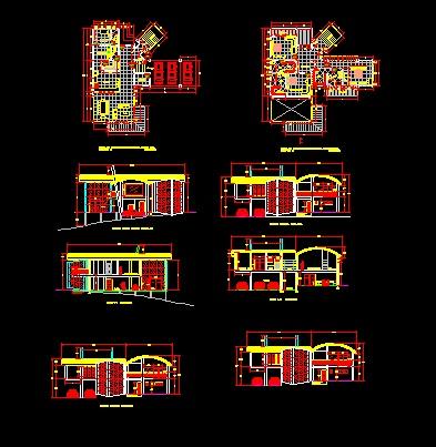 پروژه کامل اتوکد ساختمان ویلایی مدرن روی سطح شیب دار قابل ویرایش  پروژه کامل اتوکد ساختمان ویلایی مدرن روی سطح شیب دار قابل ویرایش 2014 4 18 15 28 38 454