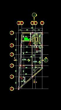 فایل اتوکد پلان معماری طبقه اول آپارتمان یک واحدی 3 طبقه با مبلمان کامل قابل ویرایش  فایل اتوکد پلان معماری طبقه اول آپارتمان یک واحدی 3 طبقه با مبلمان کامل قابل ویرایش 2014 4 18 15 38 13 659