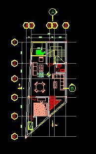 فایل اتوکد پلان معماری تیپ طبقات آپارتمان یک واحدی 3 طبقه با مبلمان کامل قابل ویرایش  فایل اتوکد پلان معماری تیپ طبقات آپارتمان یک واحدی 3 طبقه با مبلمان کامل قابل ویرایش 2014 4 18 15 38 41 801