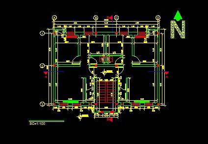 فایل اتوکد پلان معماری طبقه همکف ساختمان مسکونی 2 طبقه با اندازه گذاری کامل قابل ویرایش  فایل اتوکد پلان معماری طبقه همکف ساختمان مسکونی 2 طبقه با اندازه گذاری کامل قابل ویرایش 2014 4 18 15 54 41 94