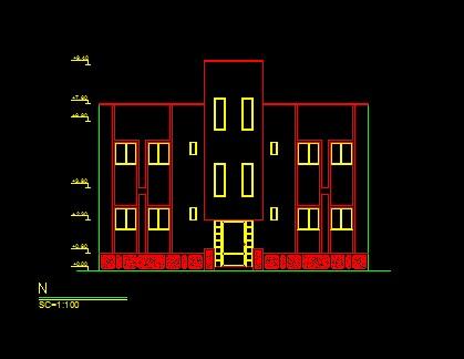 فایل اتوکد نما ساختمان مسکونی 2 طبقه کامل قابل ویرایش  فایل اتوکد نما ساختمان مسکونی 2 طبقه کامل قابل ویرایش 2014 4 18 15 54 47 100