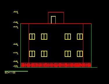 فایل اتوکد نما ساختمان مسکونی 2 طبقه کامل قابل ویرایش  فایل اتوکد نما ساختمان مسکونی 2 طبقه کامل قابل ویرایش 2014 4 18 15 54 51 592