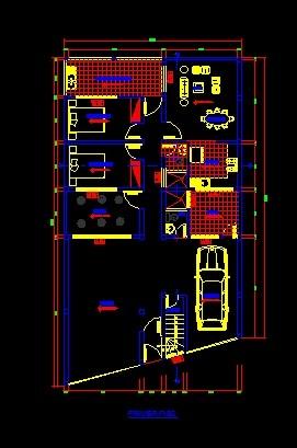 فایل اتوکد پلان معماری طبقه همکف ساخمان با مبلمان کامل قابل ویرایش  فایل اتوکد پلان معماری طبقه همکف ساخمان با مبلمان کامل قابل ویرایش 2014 4 18 15 55 12 465